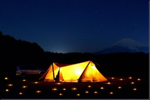 キャンドルキャンプ