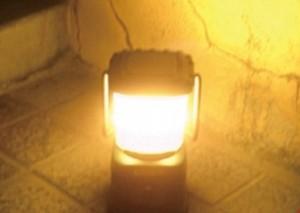 ジェントスLEDランタンエクスプローラープロフェッショナル暖色LEDランタン
