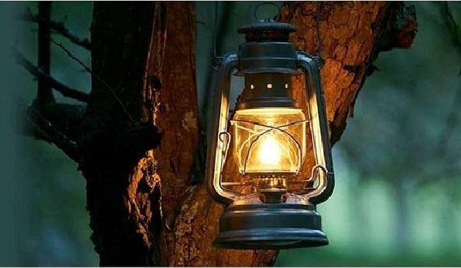 フェアーハンド灯油ランタン